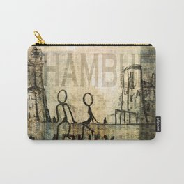 Hamburg Carry-All Pouch