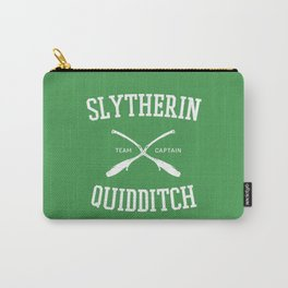 Hogwarts Quidditch Team: Slytherin Carry-All Pouch