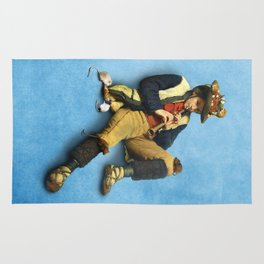 The Piper of Hamelin Rug