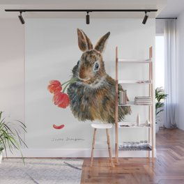 Double Trouble by Teresa Thompson Wall Mural