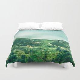 Picos de Europa Duvet Cover