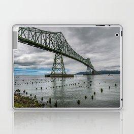 Astoria - Megler Bridge Laptop & iPad Skin