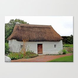 Nant Wallter Cottage. Wales. Canvas Print