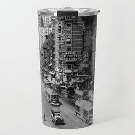 Vintage Broadway NYC Photograph (1920) Travel Mug