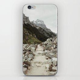 Cascade Canyon iPhone Skin