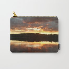Canada - Lac de mille lacs Carry-All Pouch