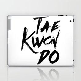 Tae-Kwon-Do Laptop & iPad Skin