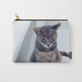 kitty in the island Carry-All Pouch