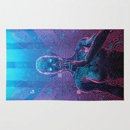 Artificial Secrets Rug