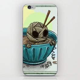 Noodles iPhone Skin