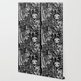 Schizophrenia Wallpaper For Any Decor Style Society6