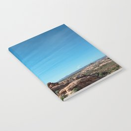 Arches Handstand Notebook