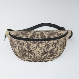 hieroglyphic 9 Fanny Pack