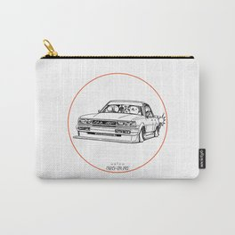 Crazy Car Art 0209 Carry-All Pouch