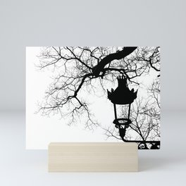 The Lantern of Nature Mini Art Print
