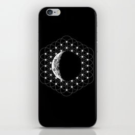 The dark side of the moon iPhone Skin