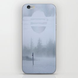 Waterline iPhone Skin