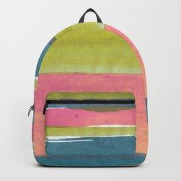 Watercolorstripe Backpack