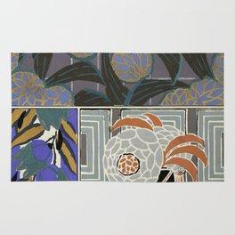 lovely art deco pattern Rug