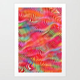 Abstract Pattern XXII Art Print