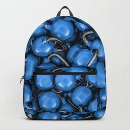 Kettlebells BLUE Backpack