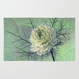 love-in-a-mist Rug