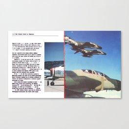 Planes # 13 Canvas Print