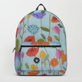 """Garden Whimsy"" Backpack"