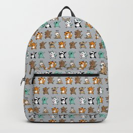 Dabbing Party Backpack