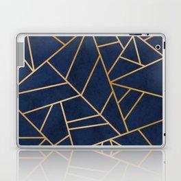 Art Deco Blue Laptop & iPad Skin