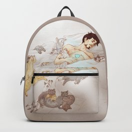 A PILE OF KITTENS Backpack