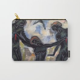 THE PULL by T'Mculus' Soul Carry-All Pouch