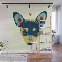 Pet Thoughts Wall Mural