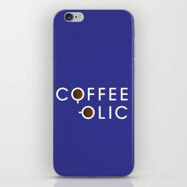 Coffeeolic iPhone Skin