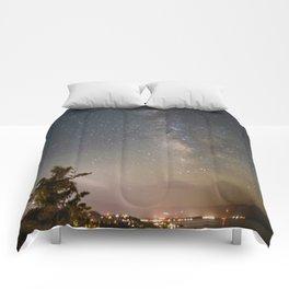 South Lake Tahoe Milky Way Comforters