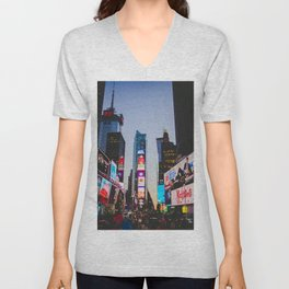 New York City 83 Unisex V-Neck