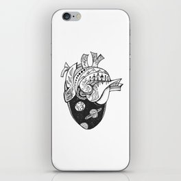 From The Heart iPhone Skin