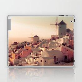 Oia Sunset Laptop & iPad Skin