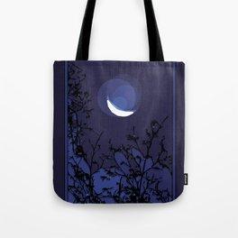 True Moonlight Tote Bag