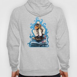 Cosmo At The Moon Palace Hoody