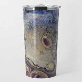 Mystical galaxy Travel Mug