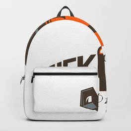 Rickhouse Film Productions Retro Backpack