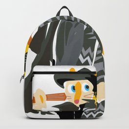 Guitar Totty Backpack