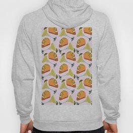 Tacos y Margaritas Pattern Hoody