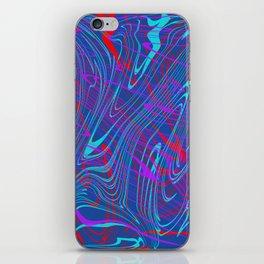 swirls, brp iPhone Skin