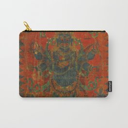 Mahakala And His Entourage Carry-All Pouch