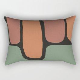 Shape Study IV Rectangular Pillow
