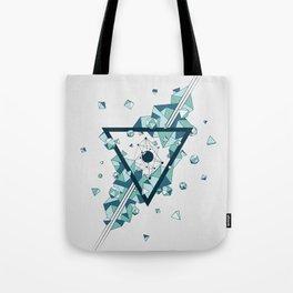 Dark Matter V02 Tote Bag