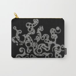 Alien abstract organic structure. Carry-All Pouch