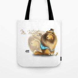 Ms. WhatTime Tote Bag